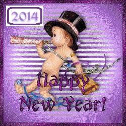 Baby New Year 2014