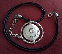 Carpe Diem Necklace_Red_Cropped_40%