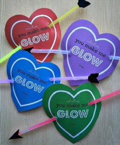 Valentine, You Make Me Glow