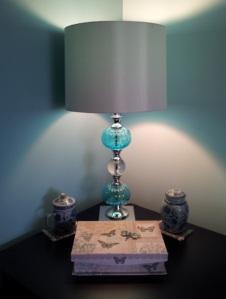 Aqua Bulb Lamp_Desk 2 #2