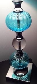 Aqua Glass Desk Lamp - 2_50%