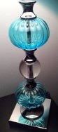Aqua Glass Desk Lamp - 2_50%