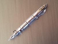 Silver Pen Pin