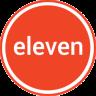Eleven in Peach Circle