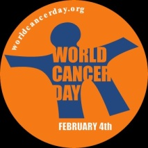 World Cancer Day - February 4 - Logo