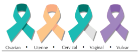 Gyne-Cancer-Ribbons-Logo